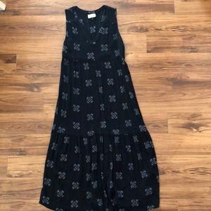 Universal Thread Maxi dress XL black